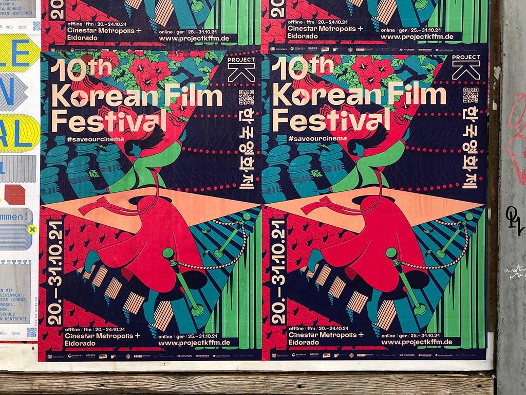 10th Korean Film festival in Frankfurt am Main