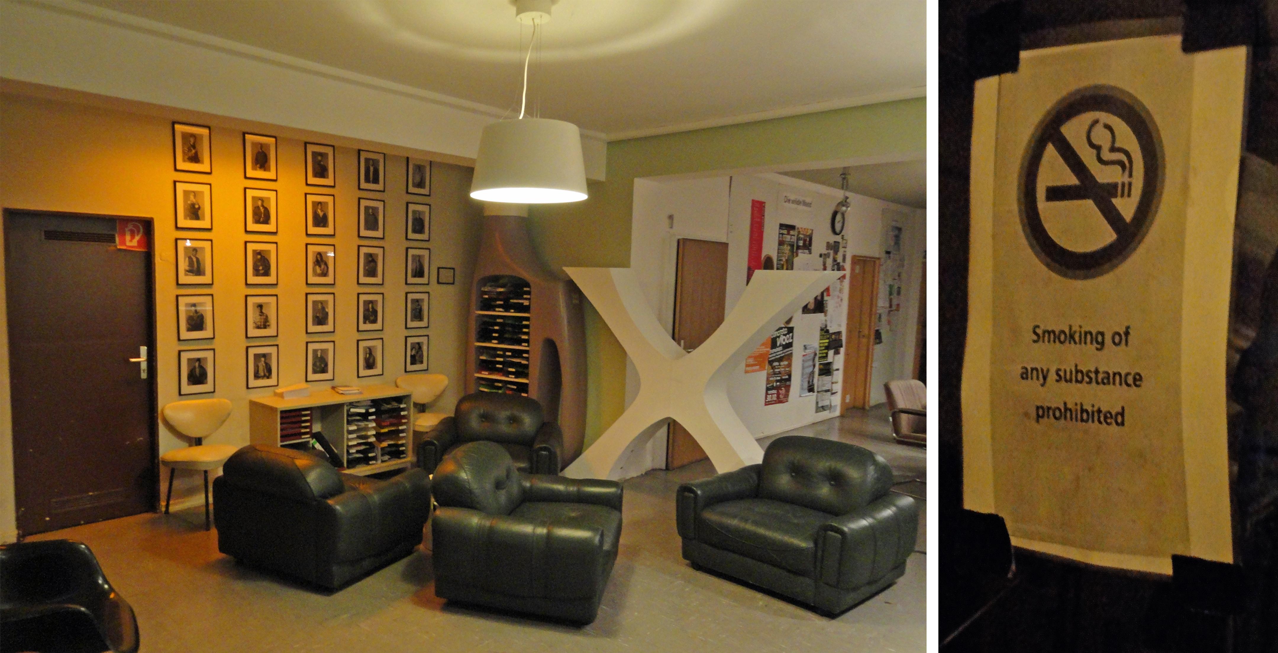 RADIO X IN FRANKFURT - FOTOS AUS DEN STUDIOS IN DER SCHÜTZENSTRAßE