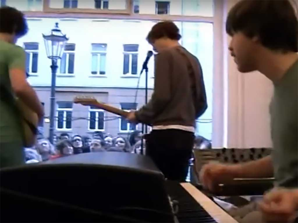 The Whitest Boy Alive live in Berlin