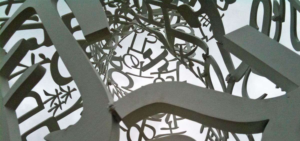 Kunst im öffentlichen Raum Frankfurt - Body of knowledge