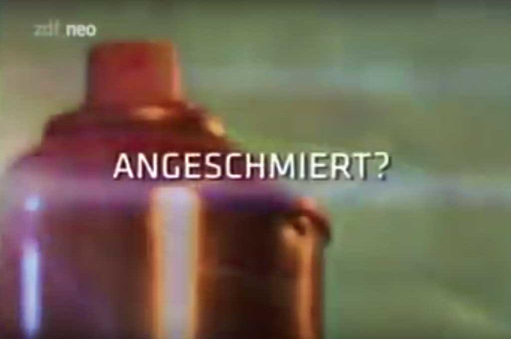 """Graffiti-Doku """"Angeschmiert"""""""
