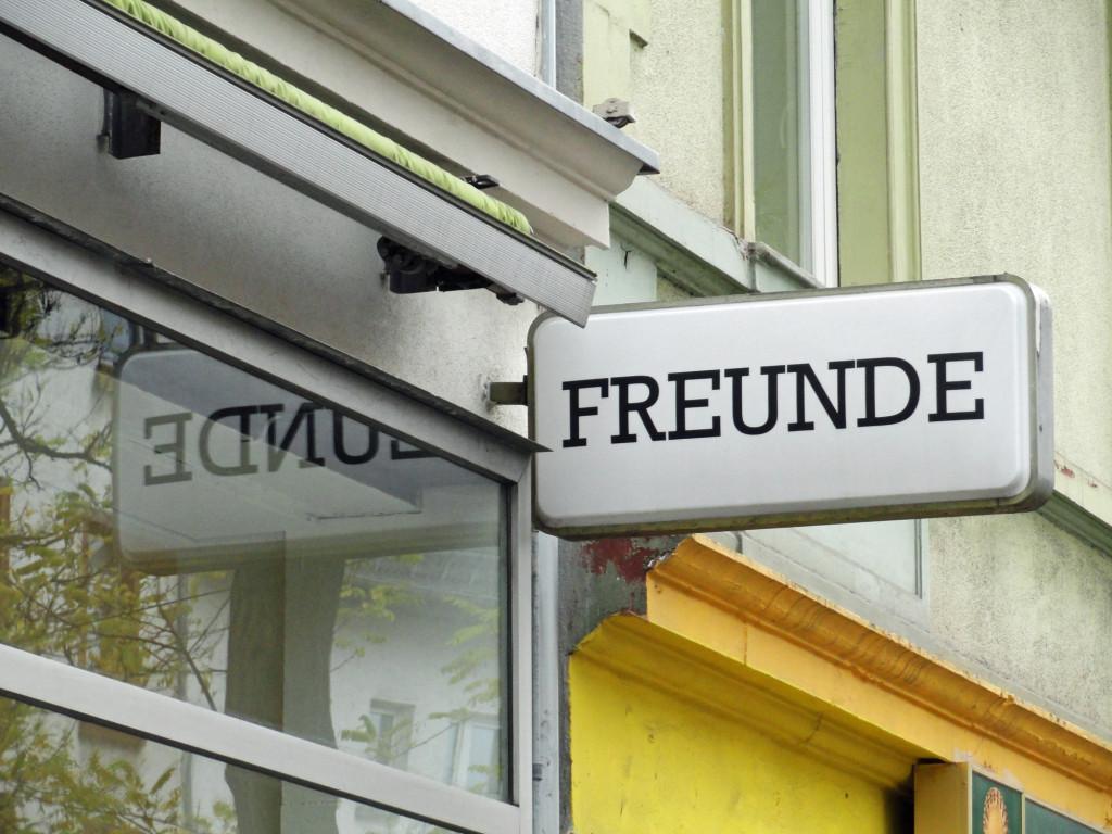 FRANKFURT - FREUNDE