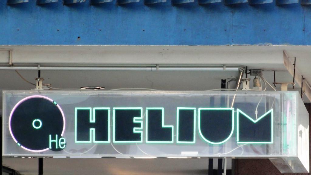 FRANKFURT - HELIUM
