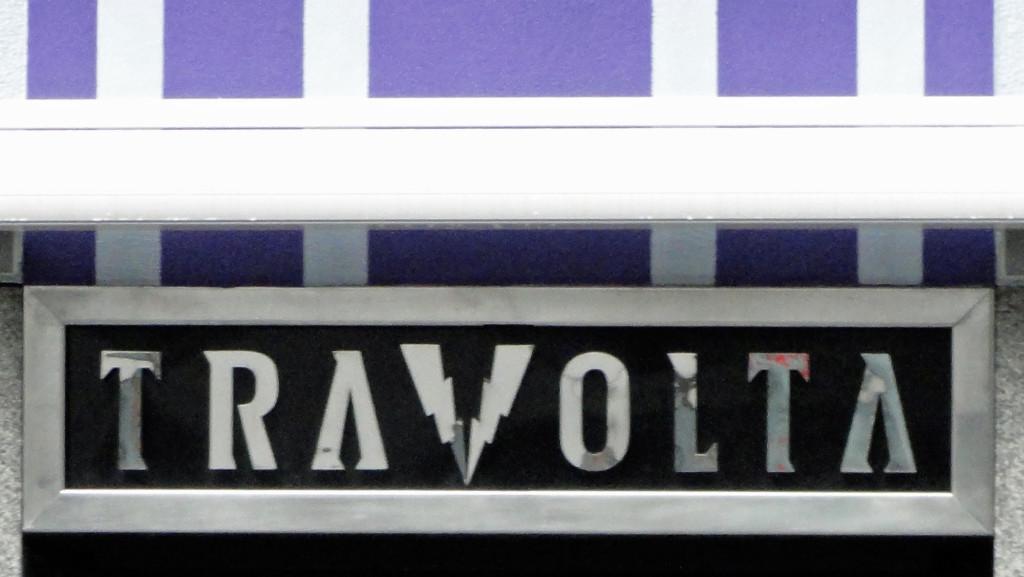 FRANKFURT -TRAVOLTA