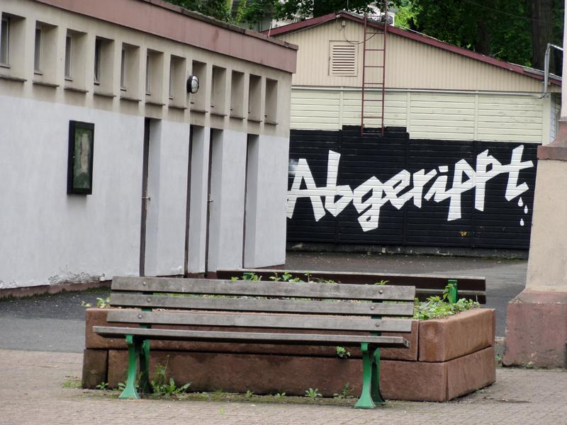 """Ausstellung """"Abgerippt"""" über Frankfurter Jugendbanden"""