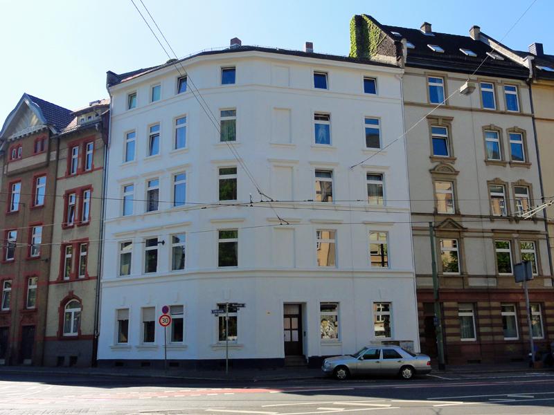 Wohnraum In Frankfurt Farbwechsel Stadtkind