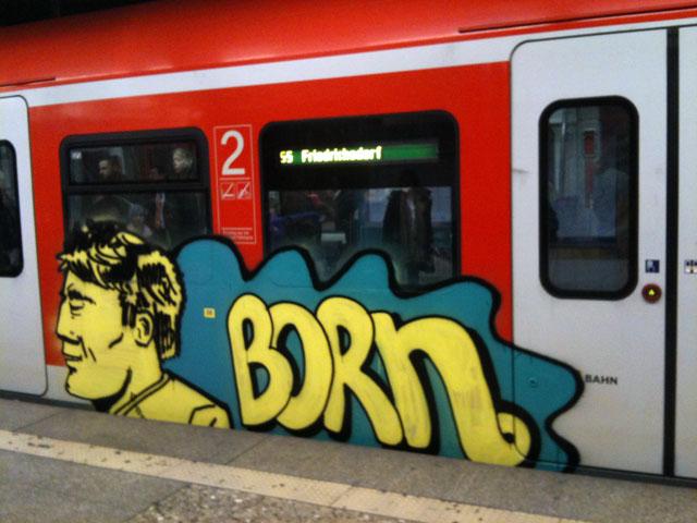 born-graffiti-on-trains-in-frankfurt
