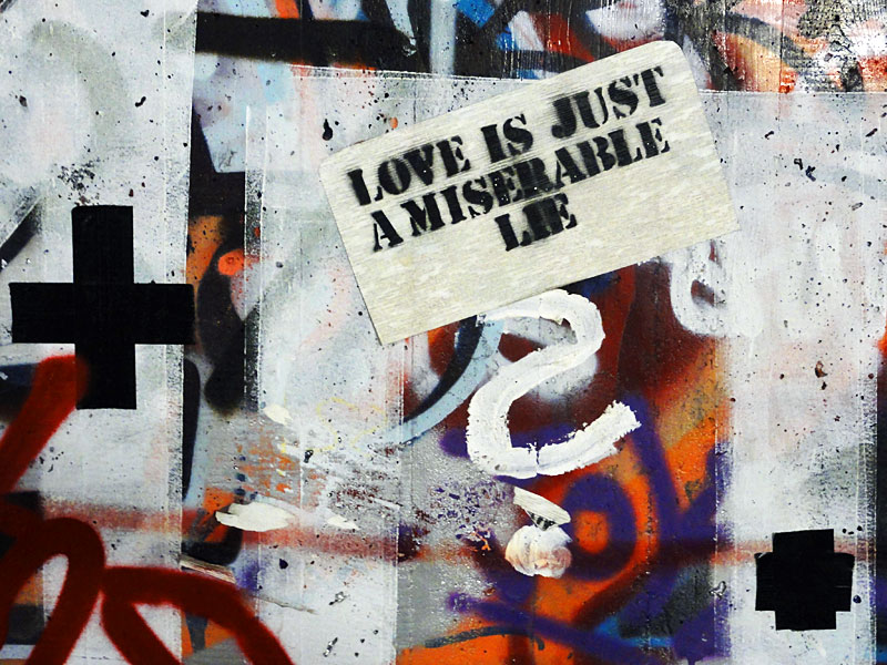 love-is-just-a-miserable-lie