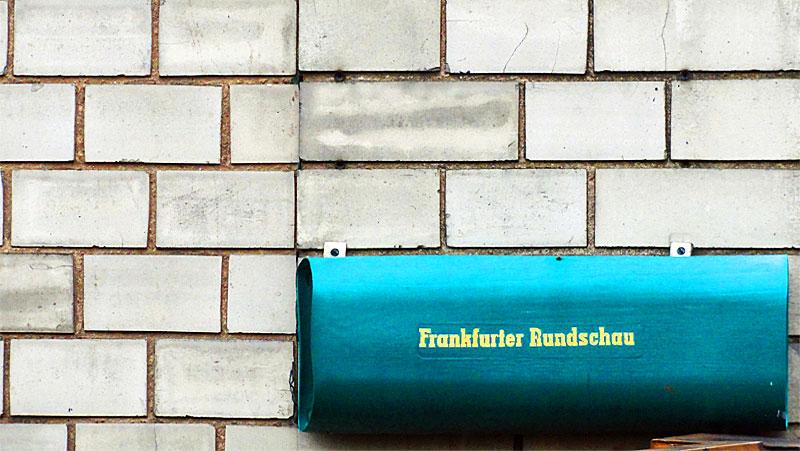 frankfurter-rundschau-mailbox