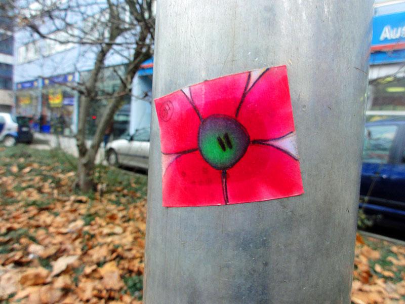 blümchen-sticker