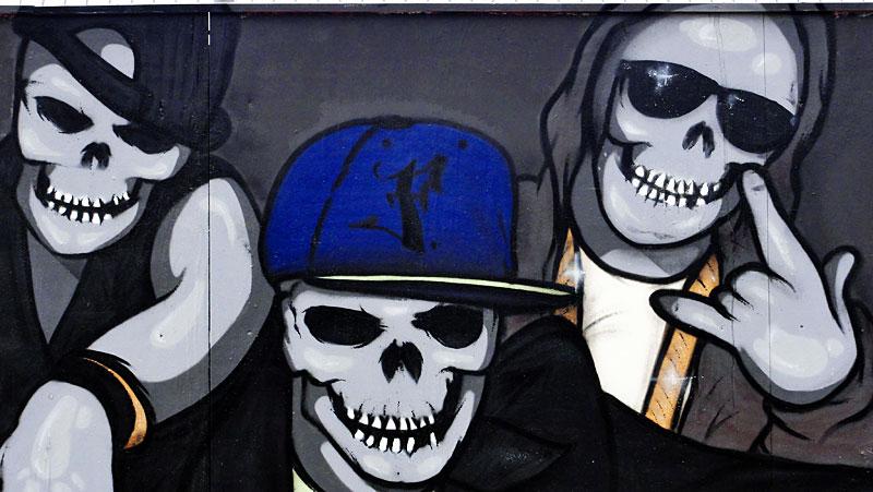 ezb graffiti
