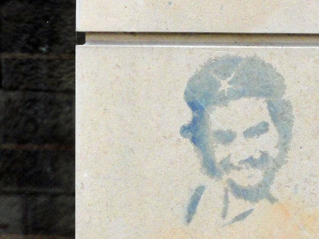 streetart-marburg-che-guevara