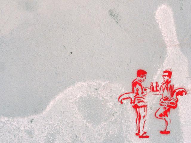 streetart-marburg-zu-zweit-an-der-bar