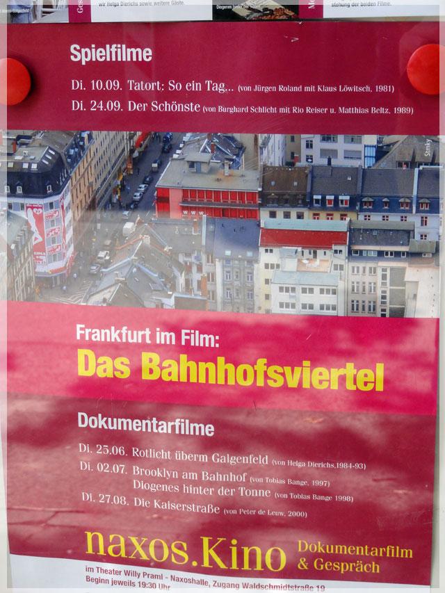 Frankfurt im Film: Das Bahnhofsviertel