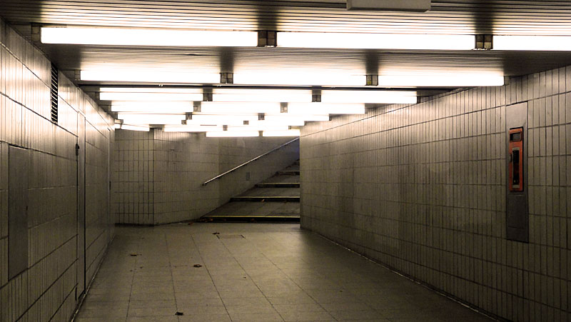 U-Bahn-Station Miquel-/Adickesallee in Frankfurt - Foto 6