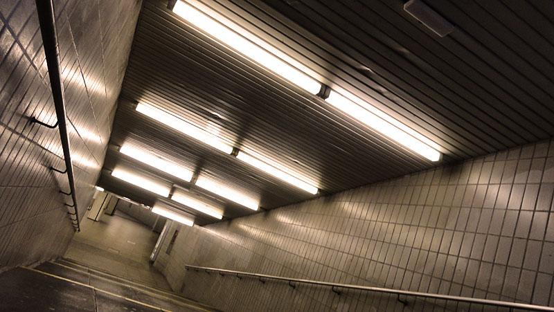 U-Bahn-Station Miquel-/Adickesallee in Frankfurt - Foto 2