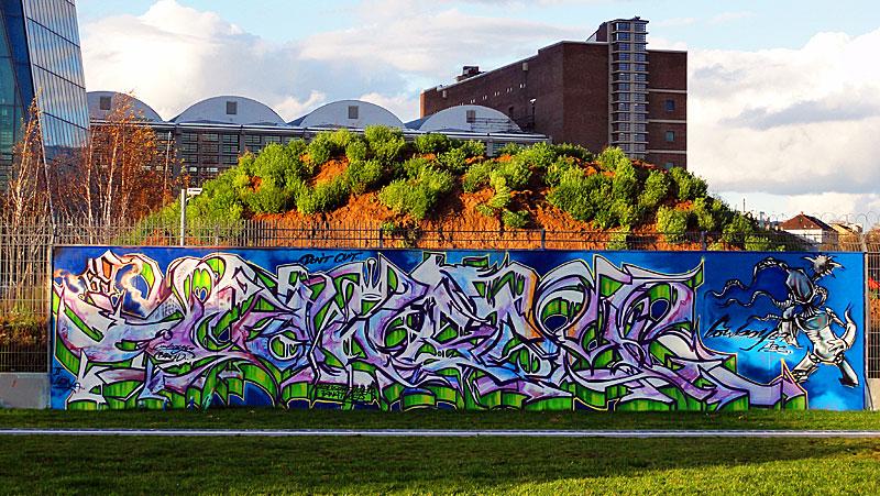 cowboy-graffiti-frankfurt-ezb