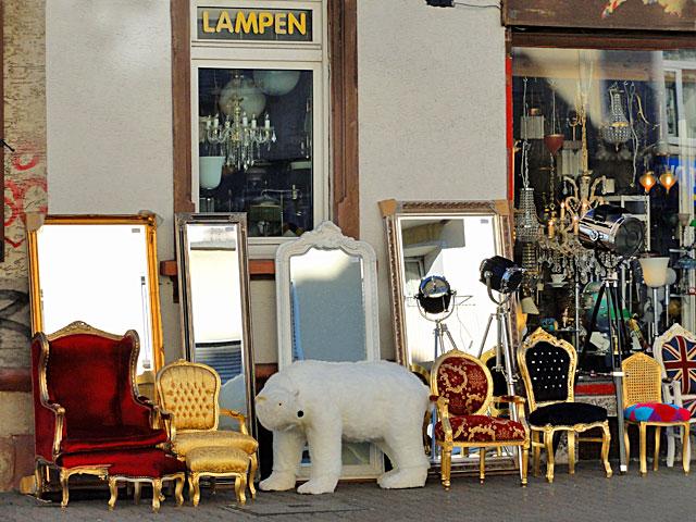 antik-lampen-trödel-geschäft-frankfurt