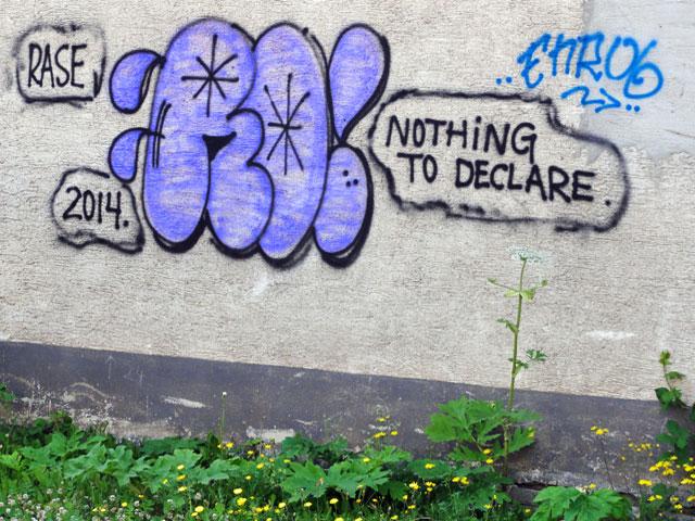 GRAFFITI-FRANKFURT-OSTEND-HAFEN-RO-NOTHING-TO-DECLARE
