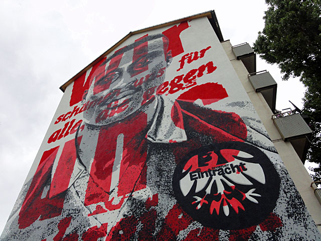 Das Tony Yeboah-Haus in Frankfurt - Foto 2