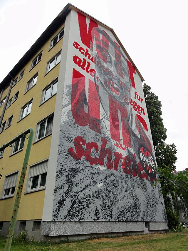 Das Tony Yeboah-Haus in Frankfurt - Foto 4