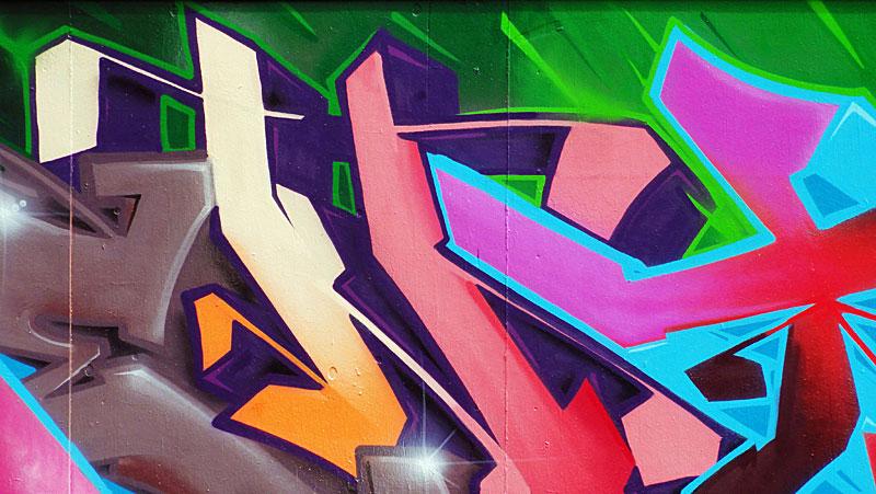 Graffiti by KENT