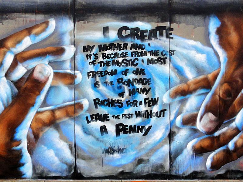 Graffiti by INDIAN