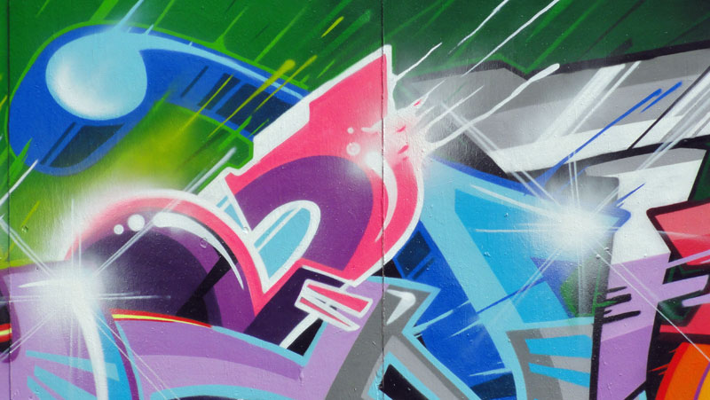 Graffiti by CANTWO
