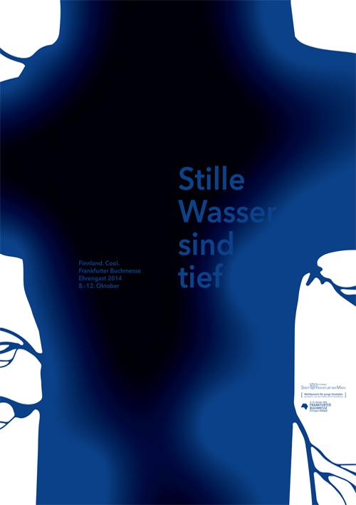 """Den 2. Platz (Preisgeld: 1.000 €uro) belegte """"Stille Wasser"""" von Mathias Bär. (HfG Offenbach)"""