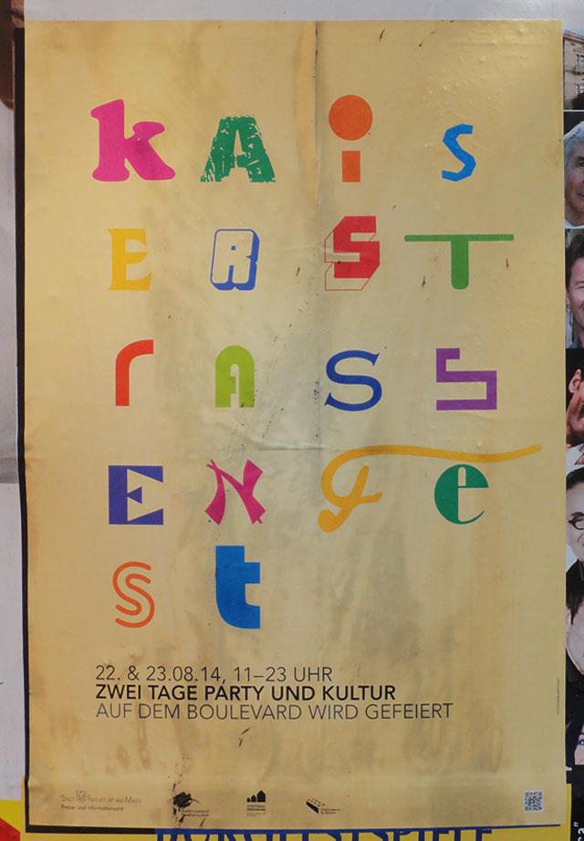 Plakat-zum-Kaiserstrassenfest-2014-in-Frankfurt