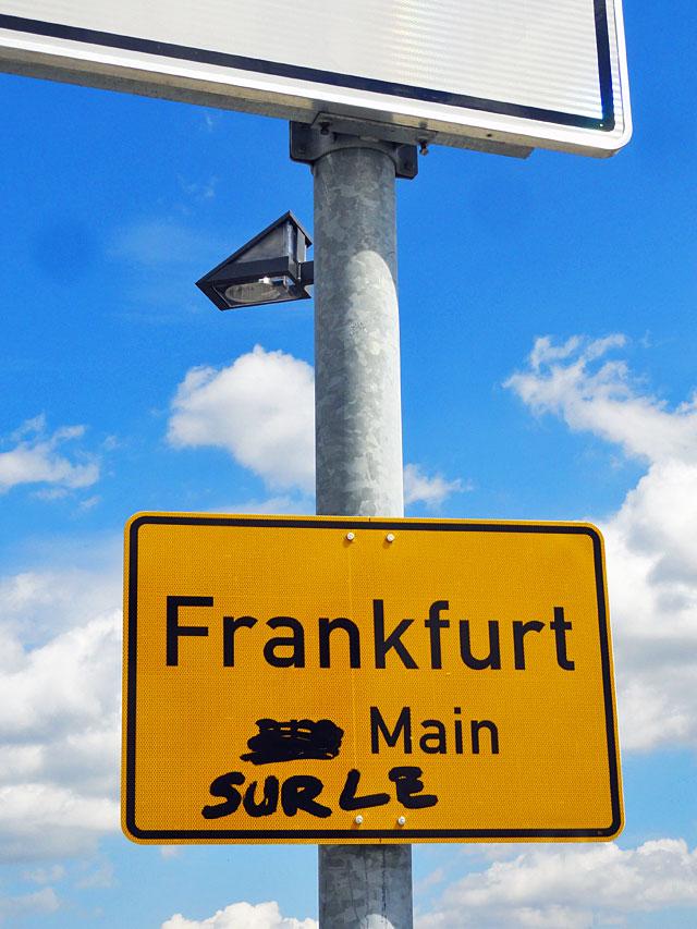 FRANKFURT SUR LE MAIN