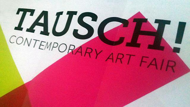 tausch-contemporary-art-fair-ausschnitt-der-frontseite-des-flyers-zur-veranstaltung