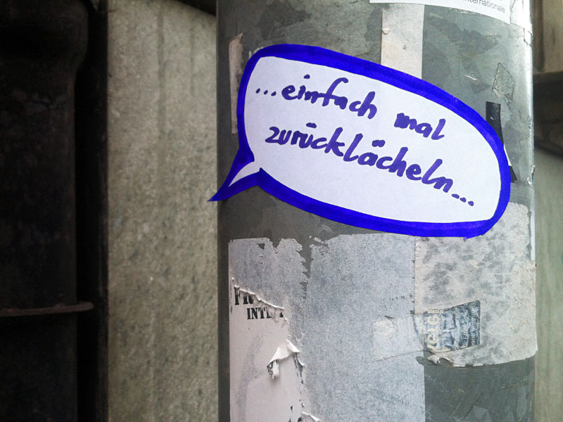 Streetart & Graffiti in Frankfurt am Main (09/2014)