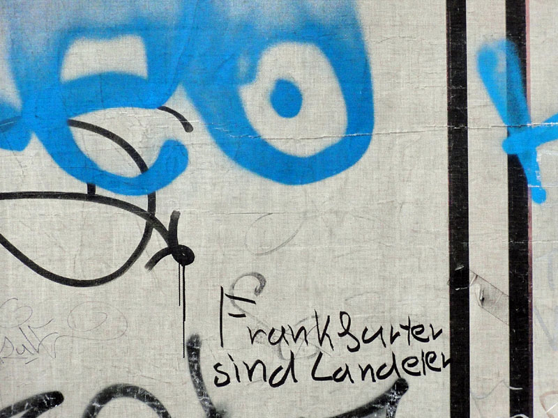 FRANKFURTER SIND LANDEIER