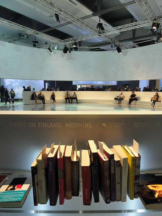 10 Fotos von der Frankfurter Buchmesse 2014