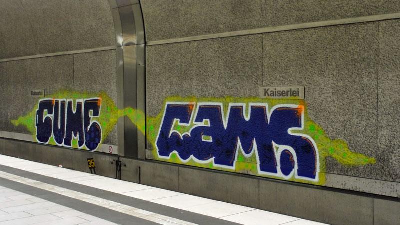 Streetart & Graffiti in Offenbach