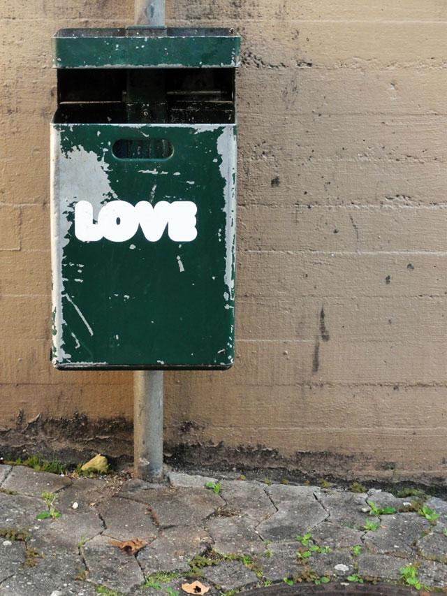 LOVE STREET ART HEIDELBERG