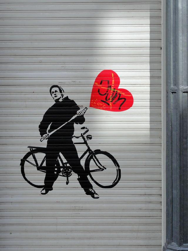 SHUTTER STREET ART HEIDELBERG