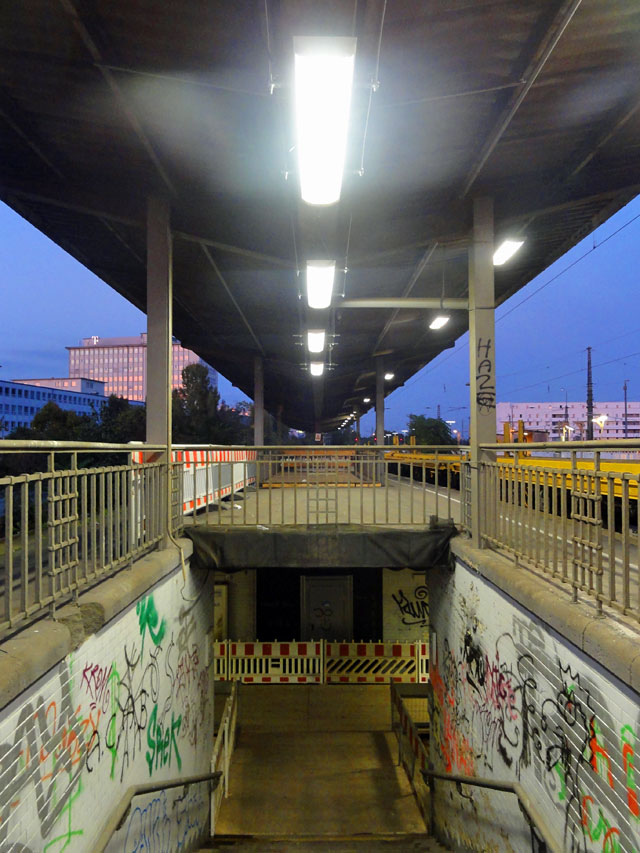 Ostbahnhof im Wandel - Bilder der Stadt (10/2014), Frankfurt am Main