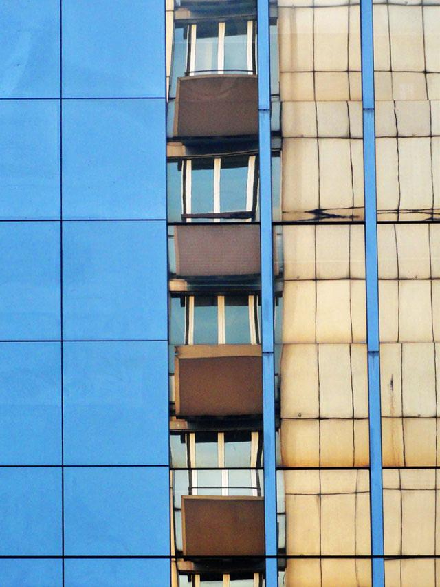 Spiegelung - Bilder der Stadt (10/2014), Frankfurt am Main