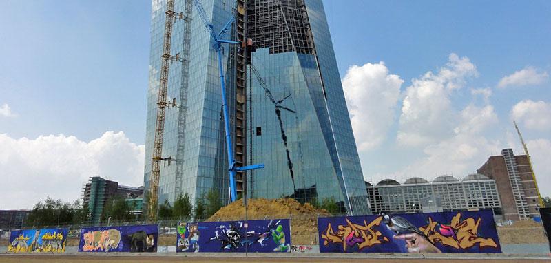 Under Art Construction, Frankfurt 2013