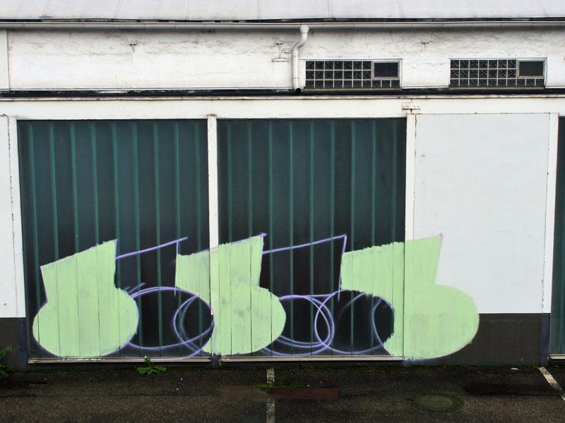 Unfinished Graffiti (3)