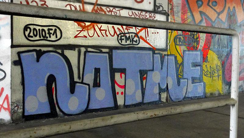 HALL OF FAME RATSWEG GRAFFITI IN FRANKFURT SEPTEMBER 2014 FOTO 28