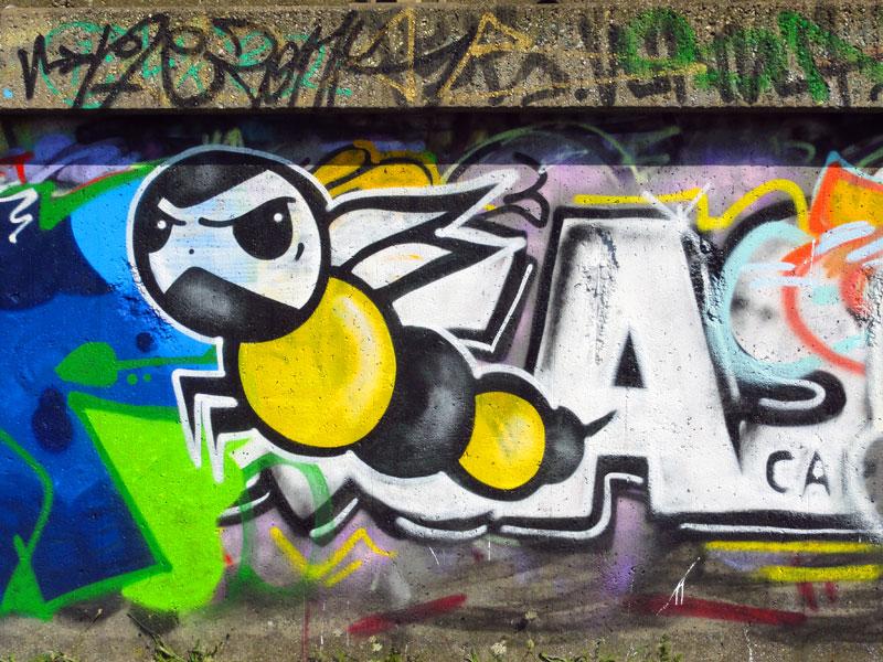 HALL OF FAME RATSWEG GRAFFITI IN FRANKFURT SEPTEMBER 2014 FOTO 38