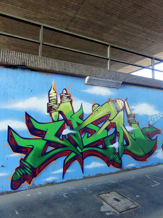 HALL OF FAME RATSWEG GRAFFITI IN FRANKFURT SEPTEMBER 2014 FOTO 7