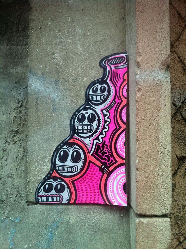 Streetart & Graffiti in Frankfurt am Main