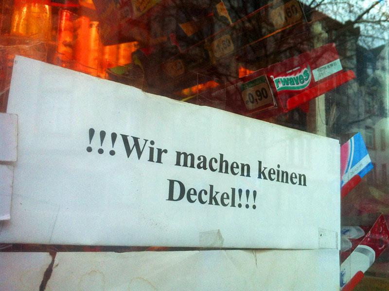 So nicht, Offenbach! SO! NICHT!!