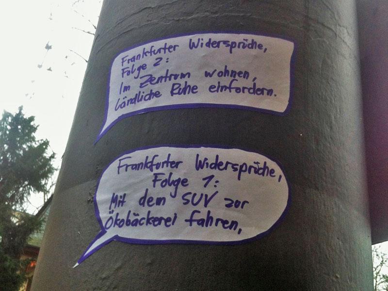 Frankfurter Widersprüche