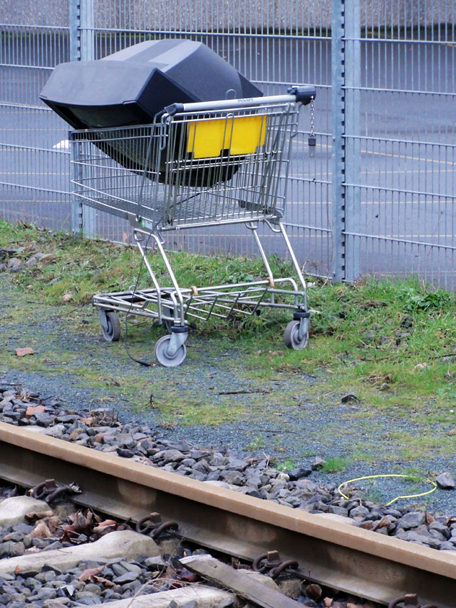 OFFLINE SHOPPING CART
