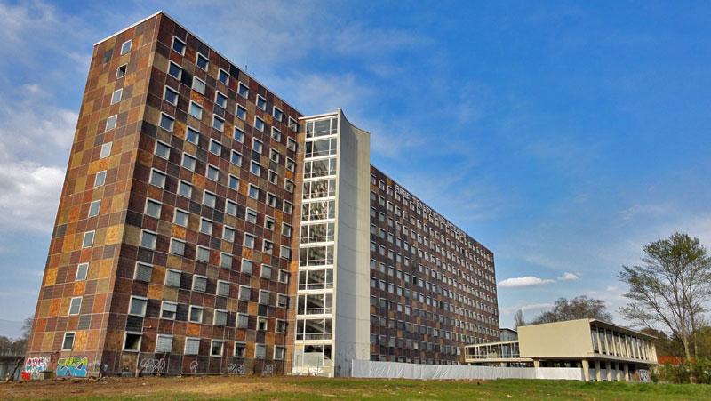 Oberfinanzdirektion, Frankfurt-Adickesallee 2014